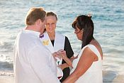 Virgin Island wedding