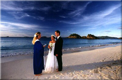 VIRGIN ISLANDS MARRIAGE